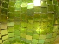 green glass texture