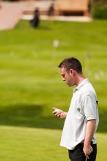 Golfing in Kent