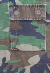 camo pocket