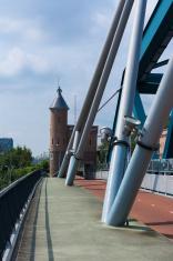 Foot and Bicycle path bridge