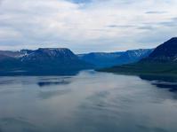Waters of Lama Lake.