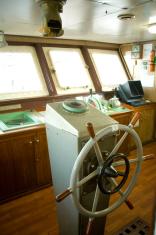 ship control board