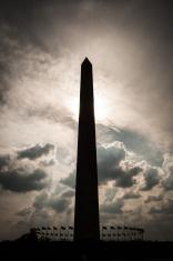 Washington Monument at Dusk, Washington D.C.