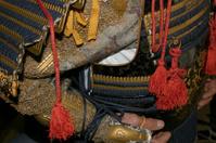 Samurai armour detail 01