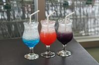 Colorful Italian Sodas