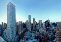 skyscrapers in New York City
