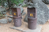 Garbage Container Bear Proof Stock Photos - FreeImages com