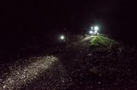 Night Ride on Mountain Bikes