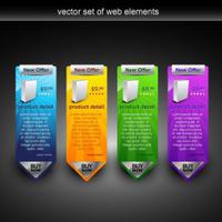 web prodct display