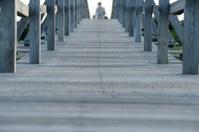 cape cod beach passage bridge walkway