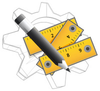 Technical Planning Icon