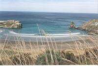 Secluded Coastal Bay