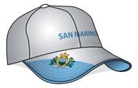 Baseball Cap - San Marino