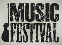 Music Festival Grunge Graphic