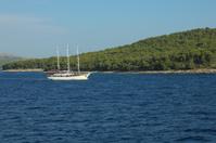 Passenger sailer
