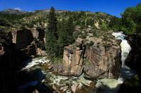Falls in Wyoming