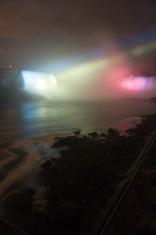 Niagara Night Vertical