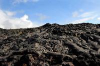 Atop a Volcanoe Mountain
