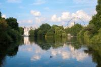 St. James's Park Lake, London England