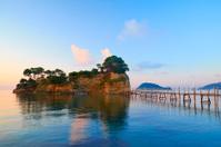 Dawn In The Ionian Islands