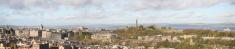 Edinburgh Panorama - Calton Hill