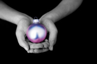 Bauble in the Hand