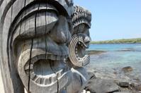 Hawaiian Sacred Carved Idols