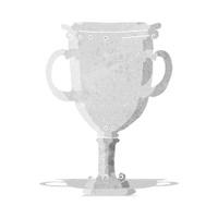 cartoon trophy