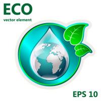 vector element for design, ecology