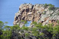 Sa Foradada - mediterranean island majorca