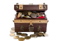 Antique Coin Treasure