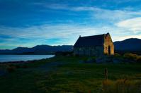 Dawn At Tekapo And The Church