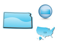 Blue state series - Kansas