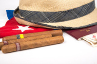 Cigar and hat