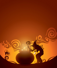 Witches Pouring A Potion Stock Photos - FreeImages com