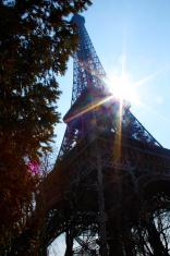 Sun and Eiffel