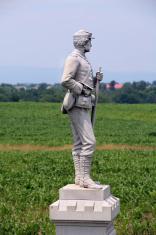 Civil War Memorial Gettysburg Battlefield Pennsylvania