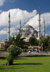 Sultan Ahment mosque, Istanbul