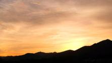 Before sunset background