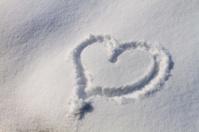Snow Hearts