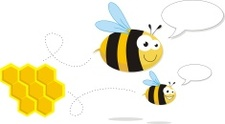 Talking Bees.