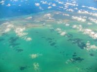 Caribbean Flight Aerial