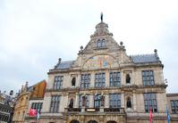 Belgium. Royal Flemish theater in Ghent.