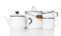 Home vintage kitchenware