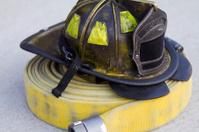 Battle Tested Fireman's Helmet