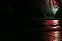 Fireworks in Forte dei Marmi