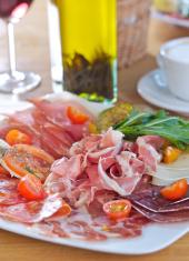 Italian cold meats