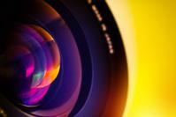 Shiny Camera Lens