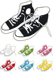 Canvas Boots - Colours