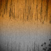 Gradient grunge background on canvas